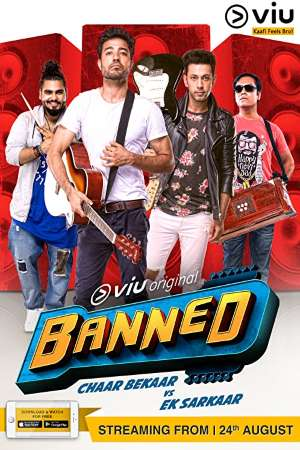 Download Banned (2021) S01 Hindi Voot WEB Series 480p | 720p WEB-DL