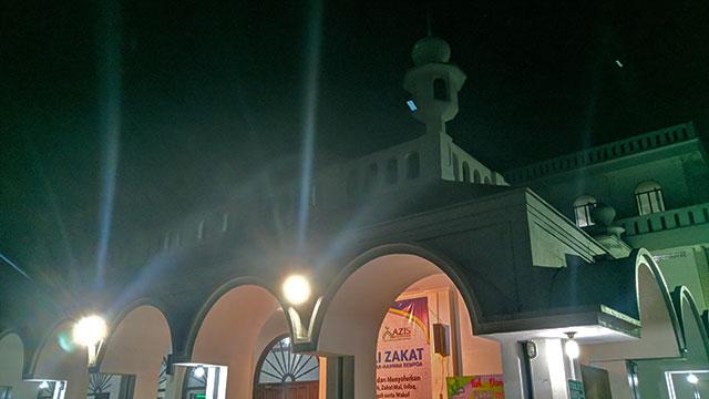 masjid jami ar-rahmah rempoa