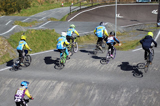 belfast city bmx club at lisburn winter series round 2