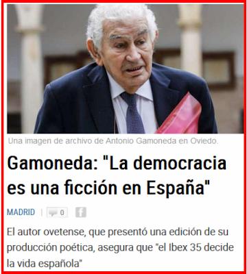 https://www.lne.es/sociedad/2019/09/11/gamoneda-democracia-ficcion-espana/2527618.html