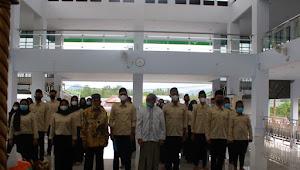 Ini Isi Ikrar Remaja Masjid Al Muhajirin Paniki Yang Baru Di Lantik
