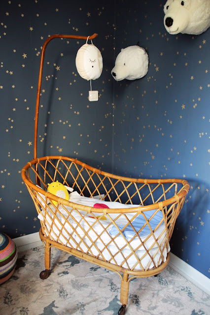 Décoration chambre bébé garçon Achille