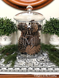 How to Transition from Christmas to Winter Decor, the most view post at Funtastic Friday #313!
