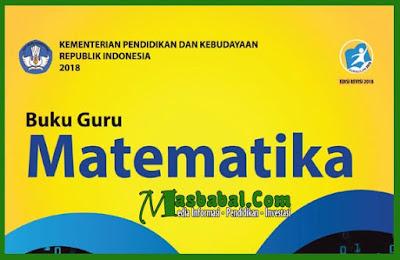 Buku Guru Matematika Kelas 12 Kurikulum 2013 Revisi 2018