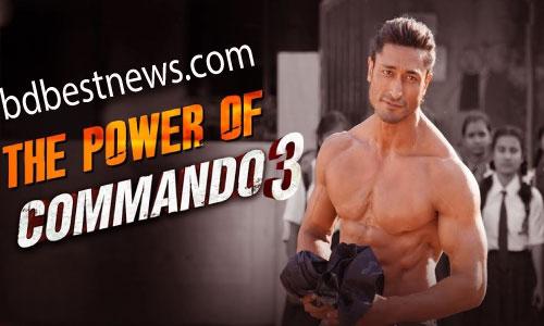 Hindi New Action Movie Commando 3