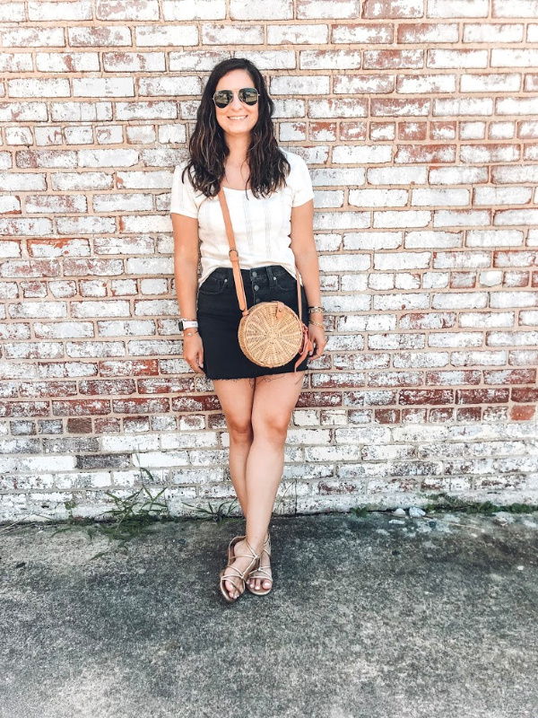 style on a budget, mom style, what to wear for summer, madewell, north carolina blogger, summer outfits