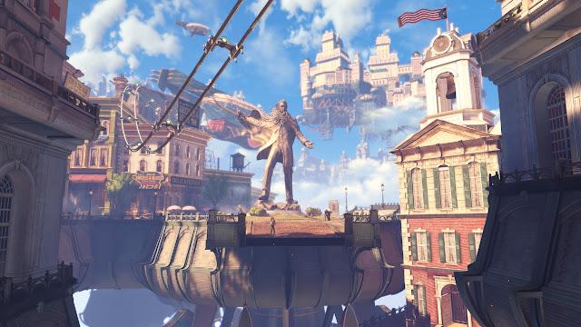 BioShock Infinite - Columbia City