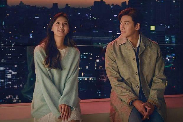 momen pertemuan pertama ji chang wook dan kim ji won dalam lovestruck in the city