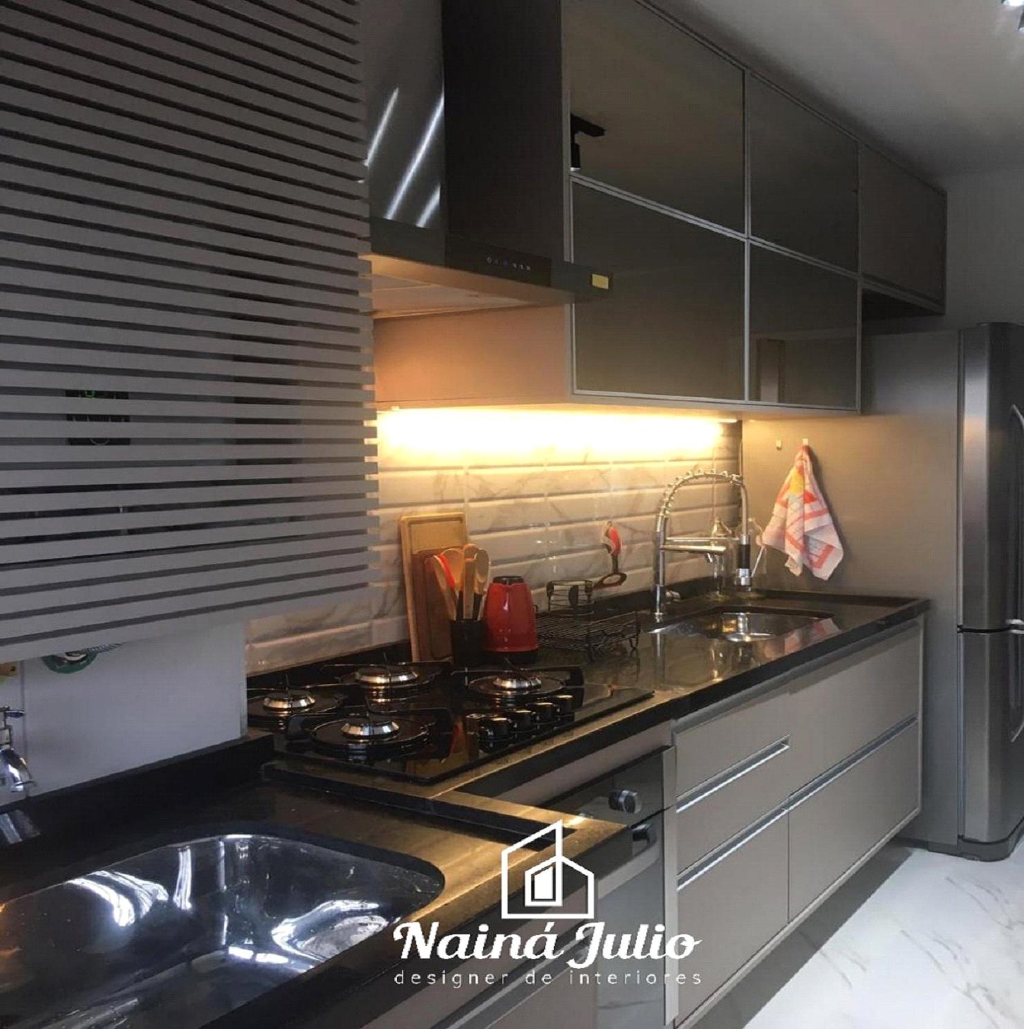 Projeto executivo - Cozinha - Nainá Julio