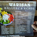 Warisan Gallery and Resto, Usung Nuansa Klasik Suasana Khas Jogja