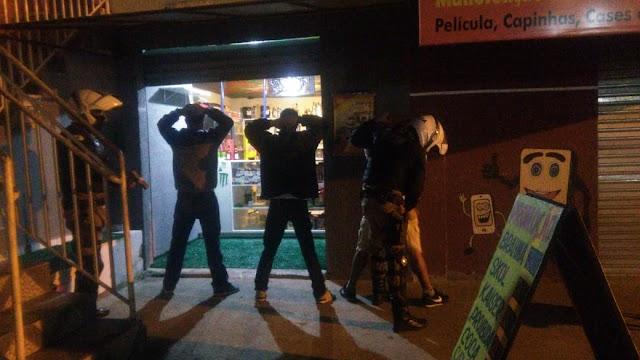 POLÍCIA MILITAR REALIZOU NESSA QUINTA-FEIRA MAIS UMA OPERAÇÃO IMPETUS EM COLOMBO