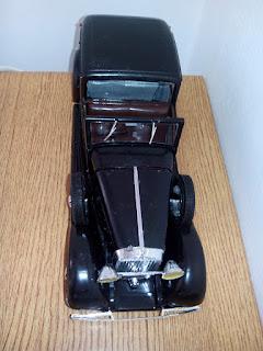 Hispano Suiza modelo de lujo