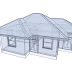 5 Contoh Denah Rumah Minimalis Sederhana