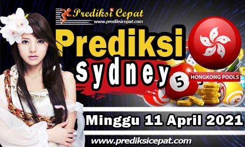 Prediksi Togel Sydney 11 April 2021