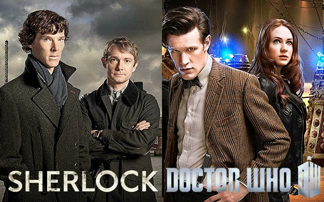 Sherlock e Doctor who na Tv Cultura