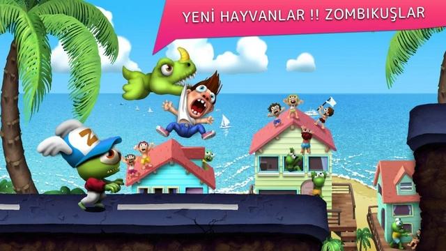 zombie tsunami mod apk indir