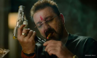 Prasthanam Sanjay Dutt Film