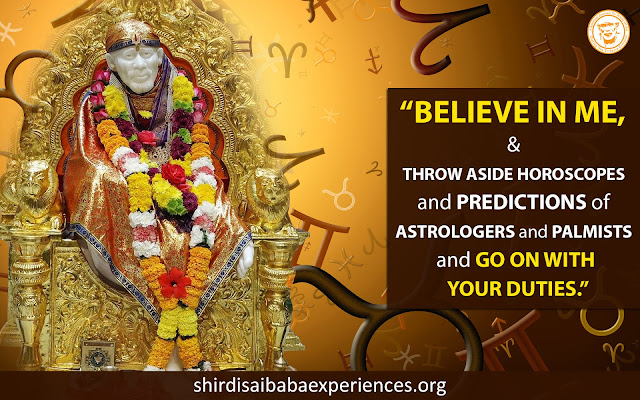 Give One & Receive Hundred Folds From Sai Baba - Experience Of Sachin