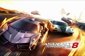 Download Asphalt 8: Airborne Android Apk + Data
