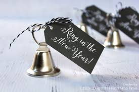 Ring in the New Year by Sockfairies.blogspot.com