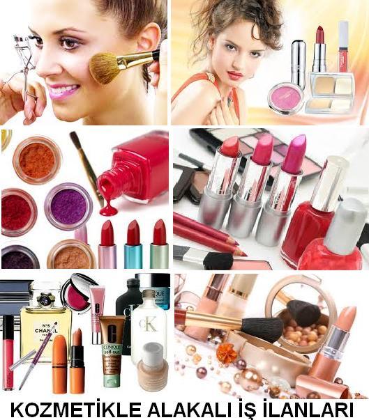 Kozmetik iş ilanları kozmetikle alakalı işler kozmetikçiler