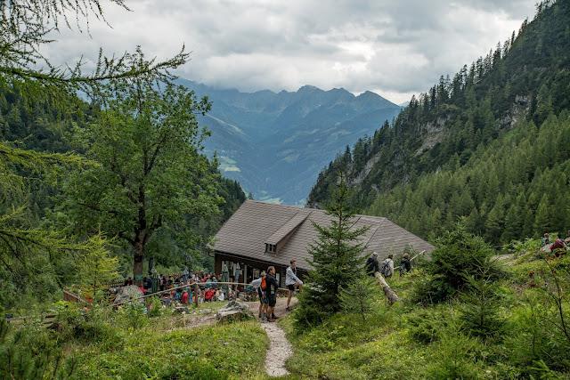 Silberkarklamm Rundweg Wilde Wasser und Klettersteige  Ramsau am Dachstein   Hias-Klettersteig  Siega-Klettersteig 11