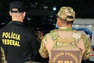 PF deflagra megaoperação contra o crime organizado na Paraíba; 600 mandados são cumpridos no país