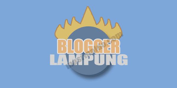 Mas Rinaldo adalah salah satu Blogger Lampung keren yang sudah bergabung dengan salah satu komunitas blog