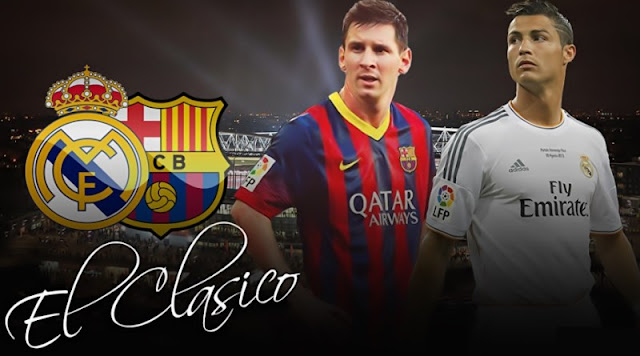 Real Madrid vs Barcelona live stream