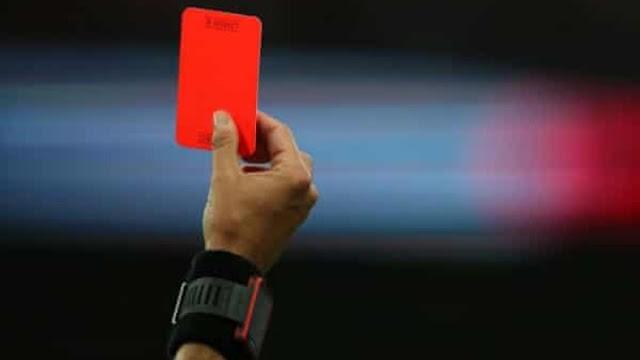 Ερασιτέχνης ποδοσφαιριστής τιμωρήθηκε με αποκλεισμό 48 αγωνιστικών !!!