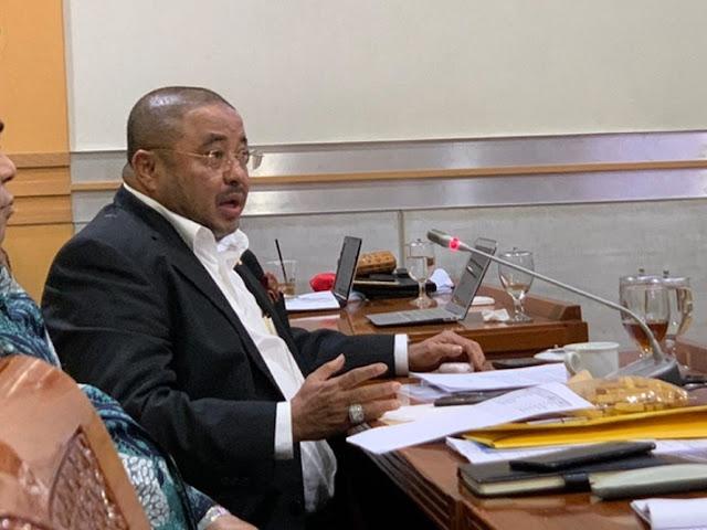 Habib Aboe DPR: Apa Motif Menyingkirkan Tap MPRS tentang Komunisme di RUU HIP?