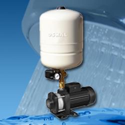 Oswal Pressure Booster Pump OCHP-5 (1HP) Online, India - Pumpkart.com