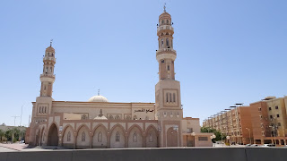 Huge amount of religious temples in Saudi Arabia