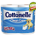 FREE Cottonelle Clean Ripple Texture Sample Pack