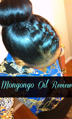 Product Scoop: Ouidad Mongongo Oil