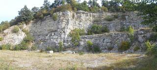 A felhagyott kőbánya