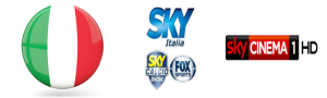 iptv Channels Sky Italia Uno HD Cinema Rai
