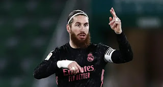 Madrid offering Ramos to choose between one-year extension or 2 years on lower wages