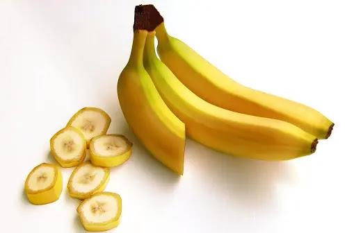 Healthy Banana Slice
