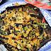 Cá đuối nướng mỡ hành - món ngon mới tại Đà Nẵng