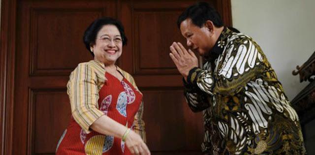 Belajar Dari Perjanjian Batu Tulis, Prabowo Harus Tetap Hati-hati Dengan Megawati