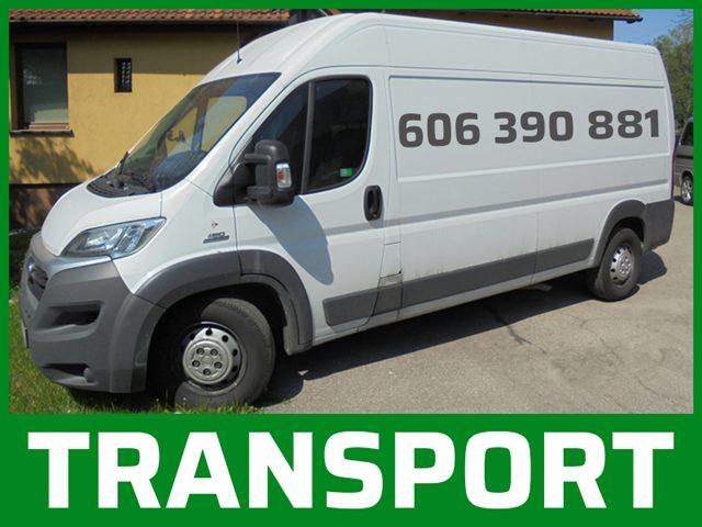 Transport Tychy - Przeprowadzki i usługi transportowe