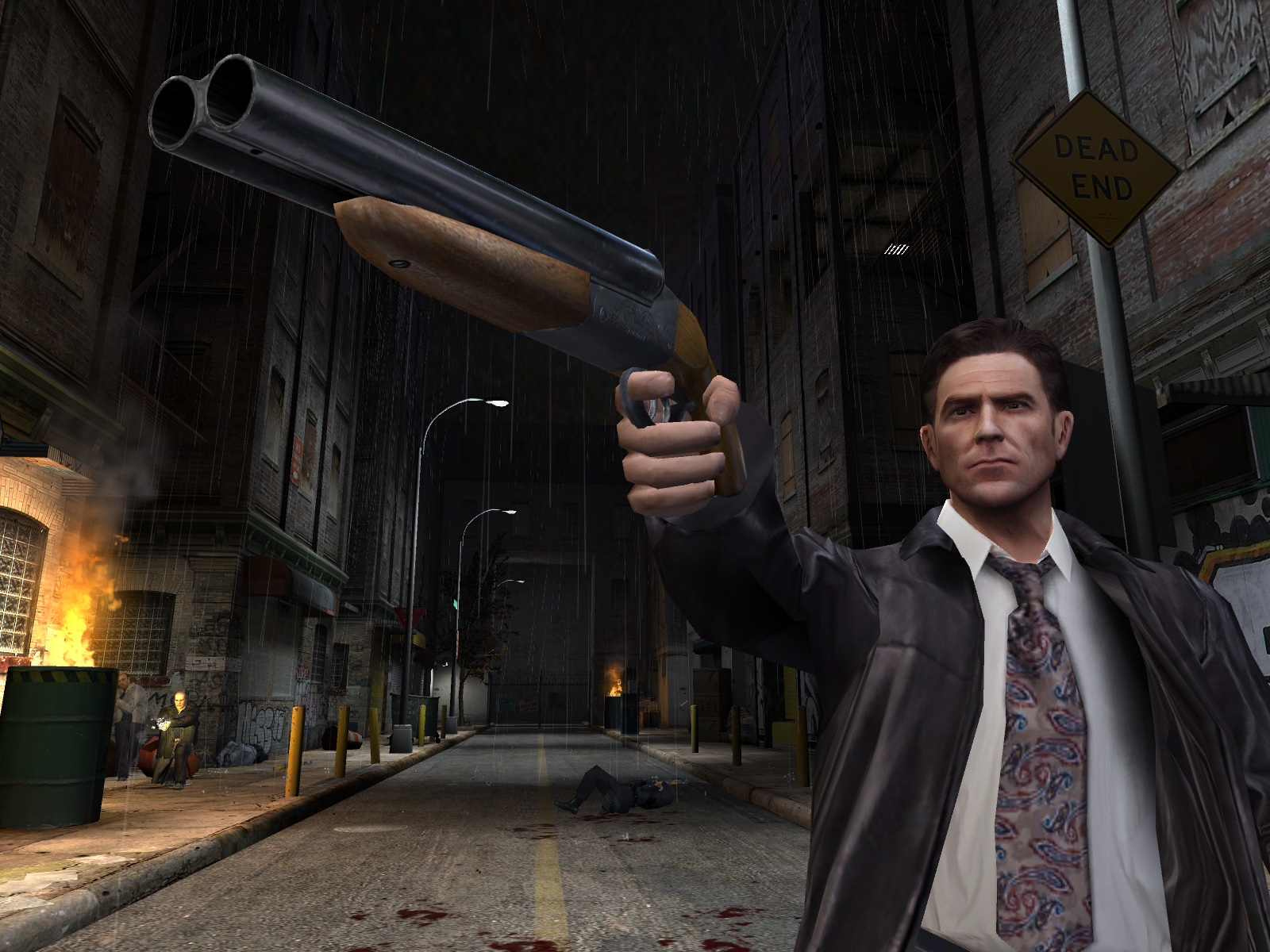 max payne 2 - Max Payne 1 & 2 PC