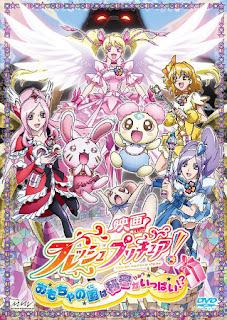 Fresh Pretty Cure! Movie Legendado Download