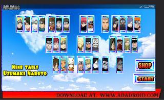 Naruto Senki Ultimate Bonaru Battle Mod by KZ Apk