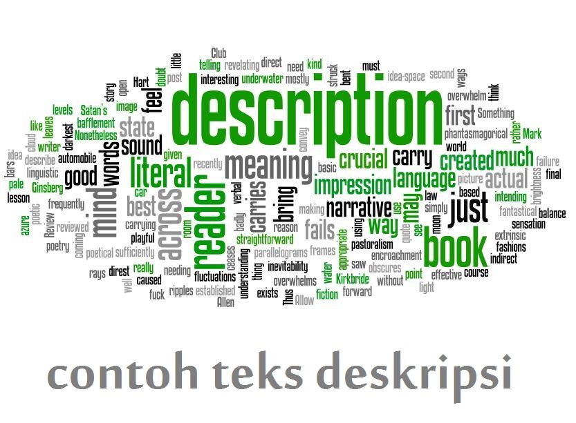 8 Contoh Teks Deskripsi Singkat dan Sederhana Berbagai ...
