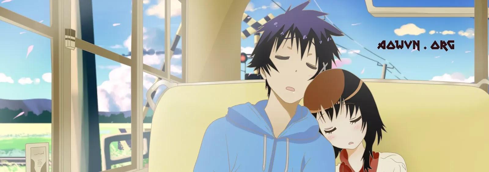 AowVN Nisekoi%2B%25285%2529 - [ Anime 3gp Mp4 ] Nisekoi BD SS1 + SS2 + OVA | Vietsub - Tình Cảm Hài Hước Cực Hay