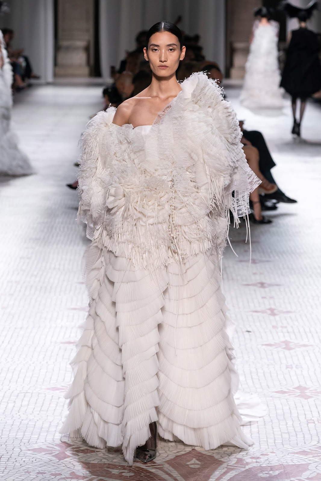RUNWAY GORGEOUS: GIVENCHY