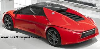 DC Avanti Sports Car