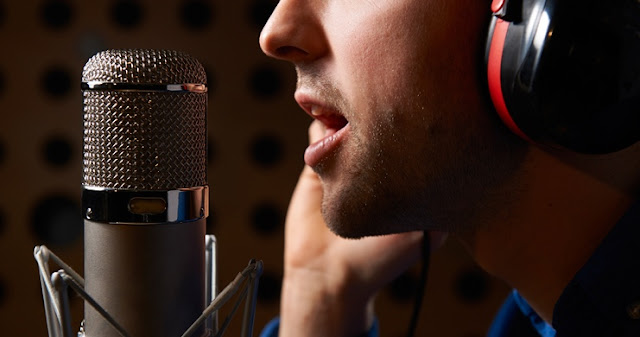 Record a professional male voice over today - adam levine the voice